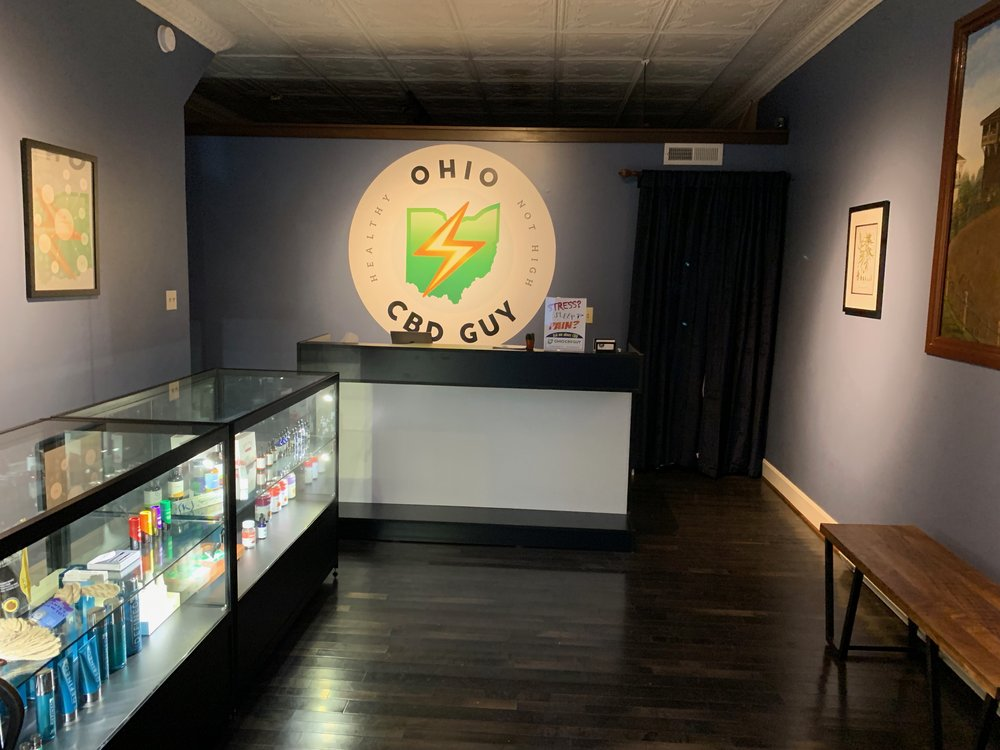 Ohio CBD Guy Store - Ohio CBD Guy carries a variety of Oils, Edibles, Topicals and Pet Care products.
