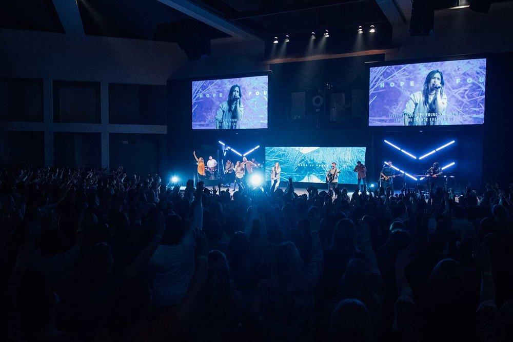 worship Leadership -