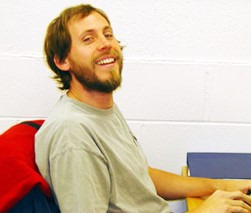 Carter Takacs              Graduate Student