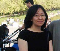 Nan Xin                  Graduate Student