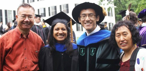 Zhenghan Wang                                 Graduate Student