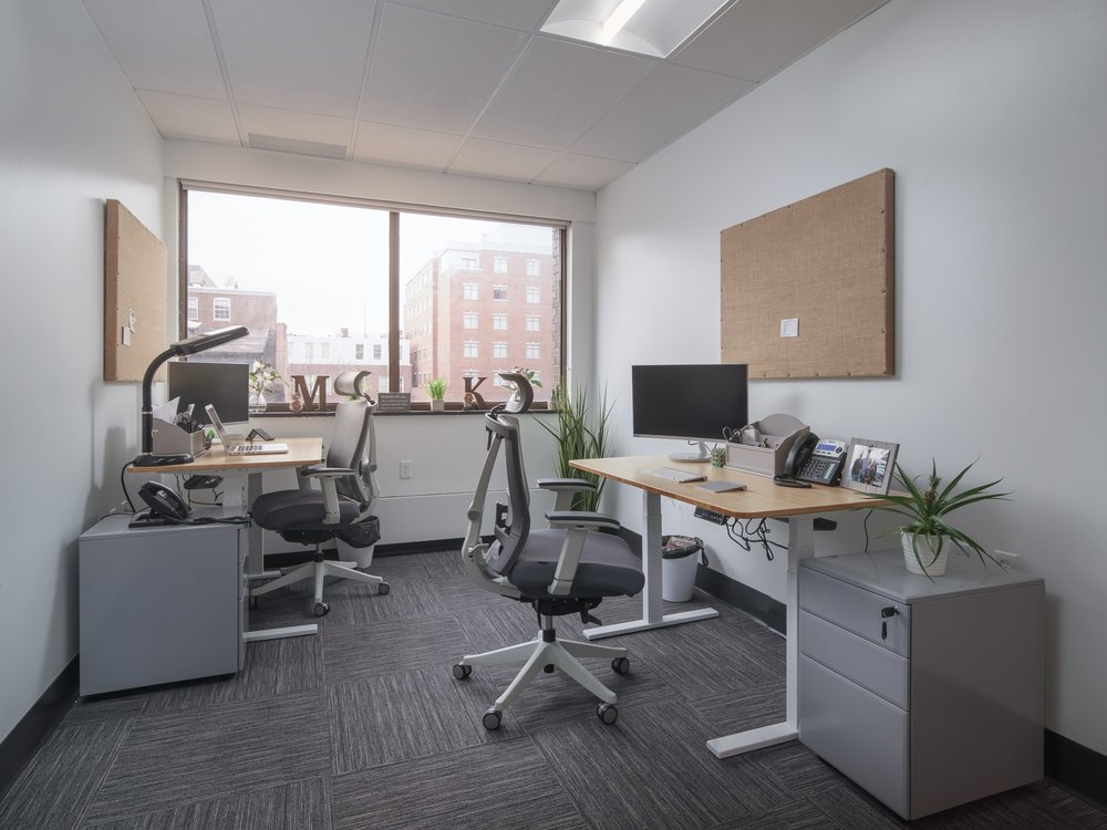 Private Offices - Monthly- From $550