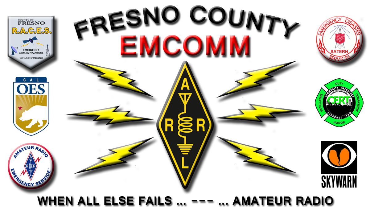 Fresno County ARES/RACES