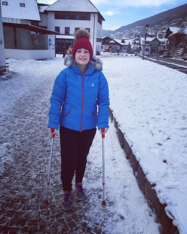 The last ski trip I had was our honeymoon and I bust my knee falling on the first morning, hoping for a less injury based trip in 2019…