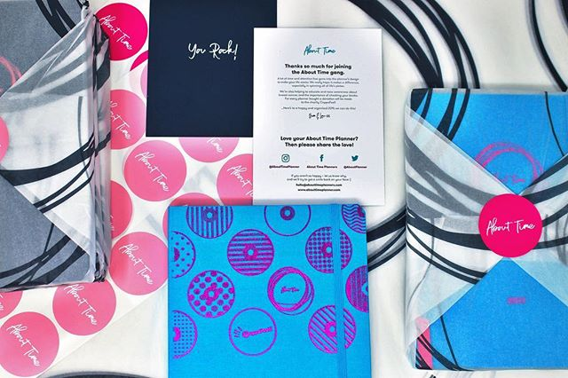 ABOUT TIME...we talked pretty packaging!🎁 . We were flippin' excited (girly squeals all round) when our @noissueco packaging arrived at About Time HQ (Sam's kitchen...). We obsessed for a looooong time about how we would package up our Planners to send out & we couldn't be more thrilled with the simple tissue & sticker combo we went for in the end👌🏻. Order yours now to enjoy unwrapping our beautiful bundles 😊 (link in bio). . . . #noissueco #prettypackagingmakesushappy #yourock #2019diary #abouttimeplanners #2019 #weeklydiary #shopsmall #shopsmallbusiness #littledetails #workingmums #busywomen #coppafeelpeople #organisedlife #organisation #christmasgiftideas #christmasgiftsforher