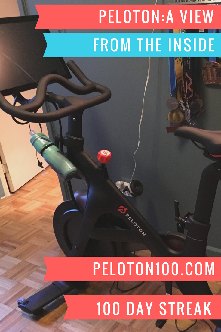 Spinning @ Peloton: A Blog -