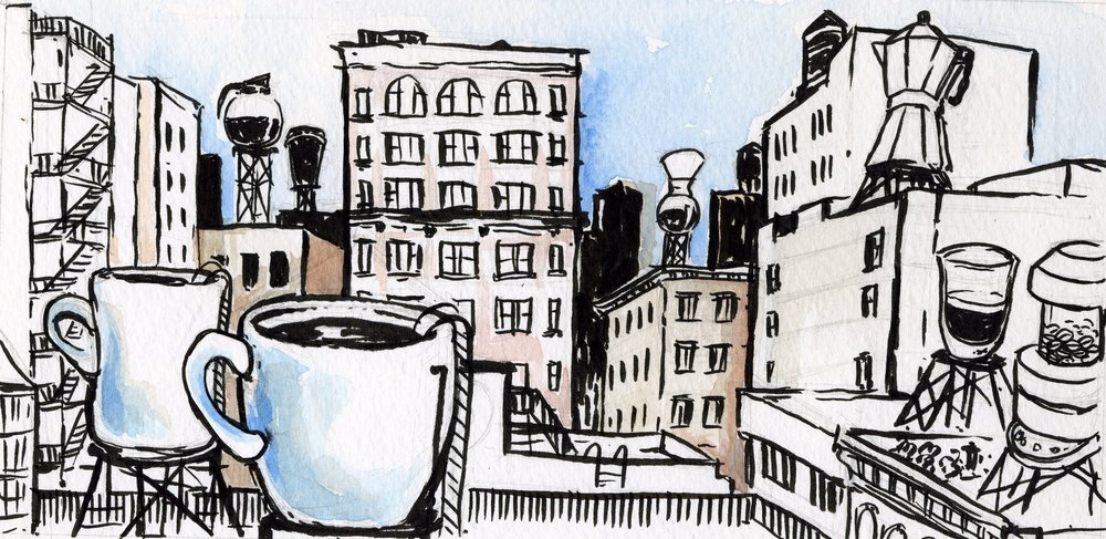 Online Guide to NYC Coffee & Neighborhood Tours -