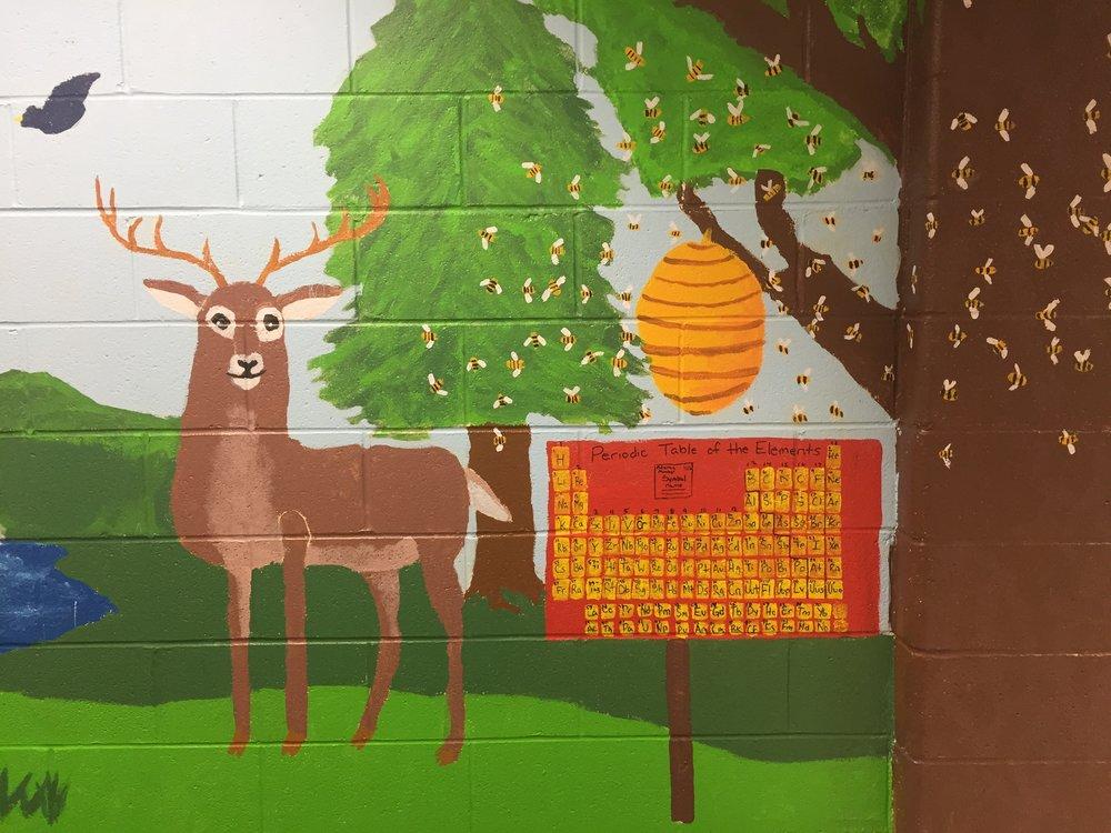 Murals By Kids -