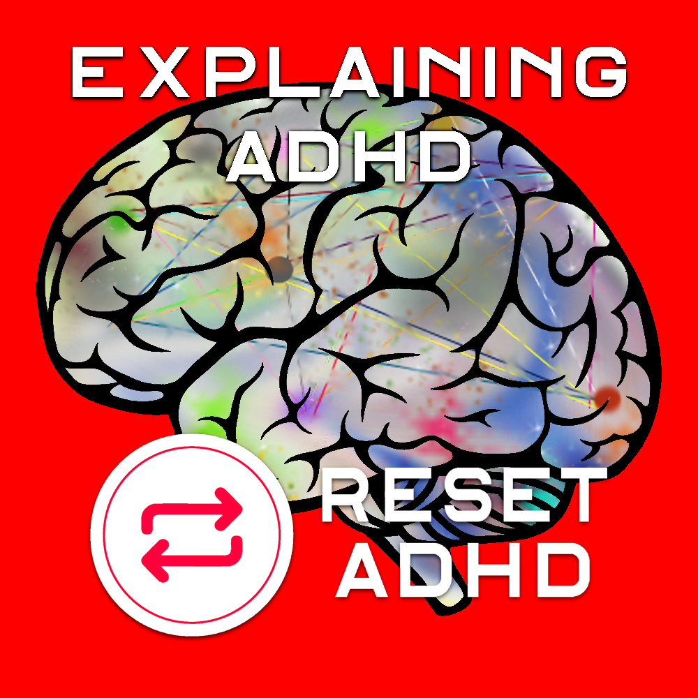 How to Explain Your ADHD — Reset ADHD