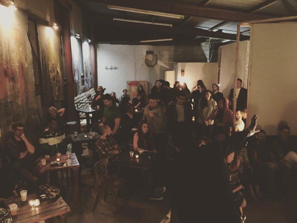 Live Jazz in Austin - Monks Event Series