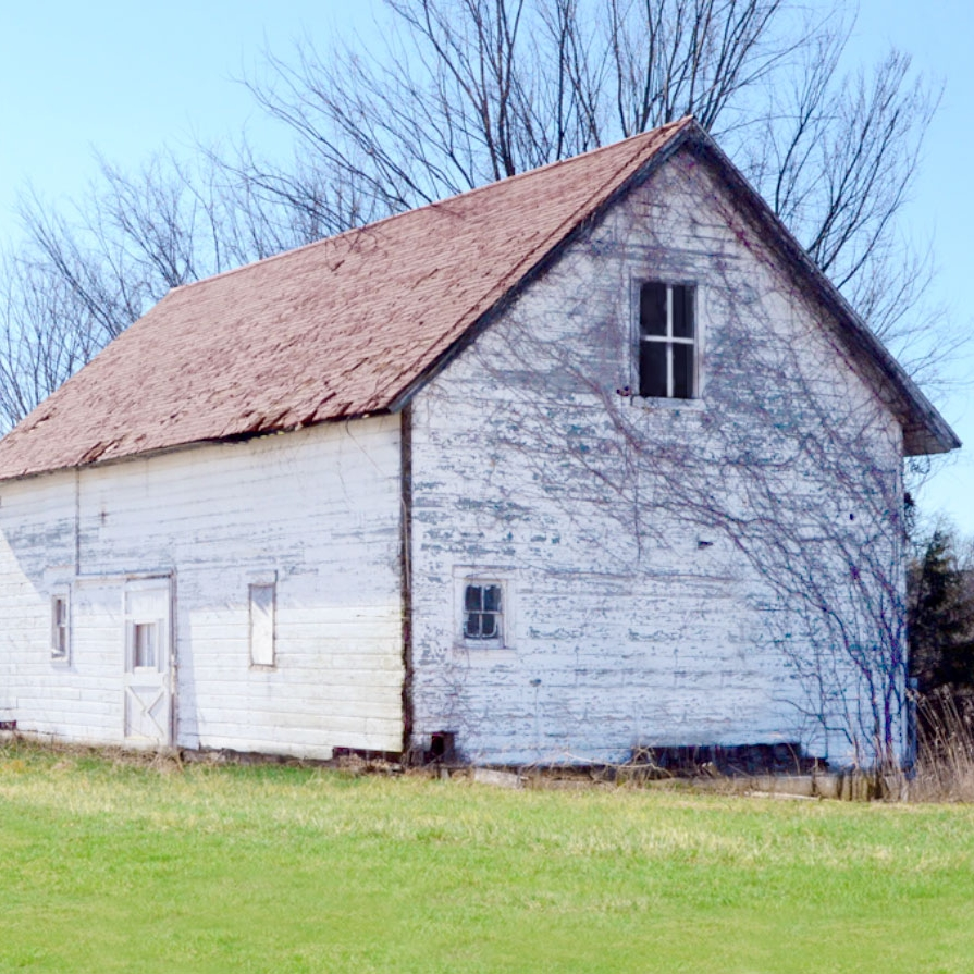 Original Lamont Barn