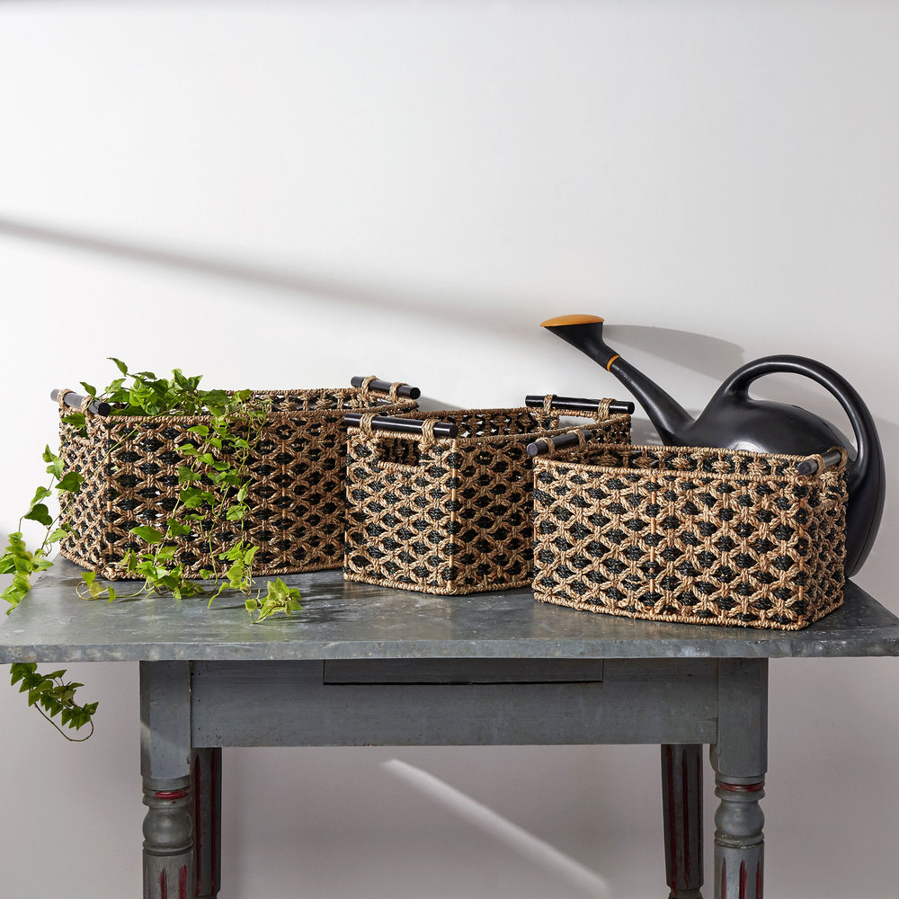 Jada Storage Baskets | 3 piece set