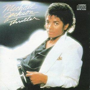 Thriller Album Cover