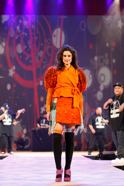 Rattle ya dags in a kiwi kilt // as seen on the catwalk at Style Pasifika 2010