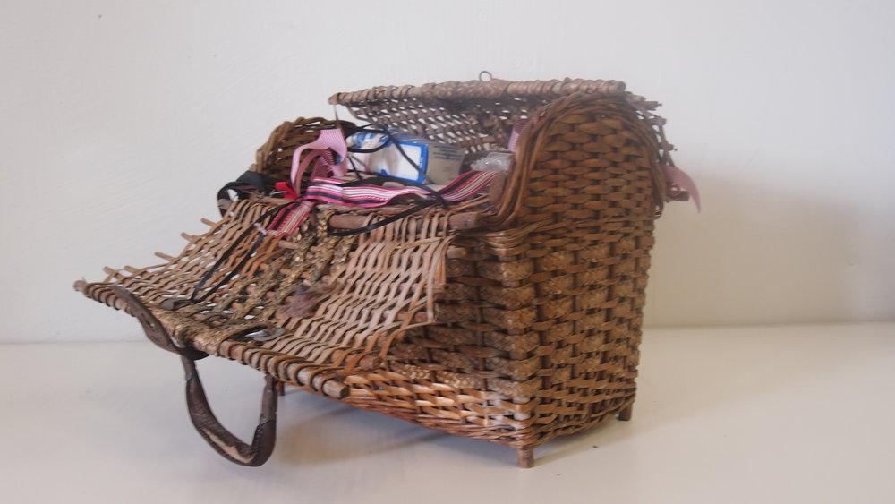 My Nana's sewing basket