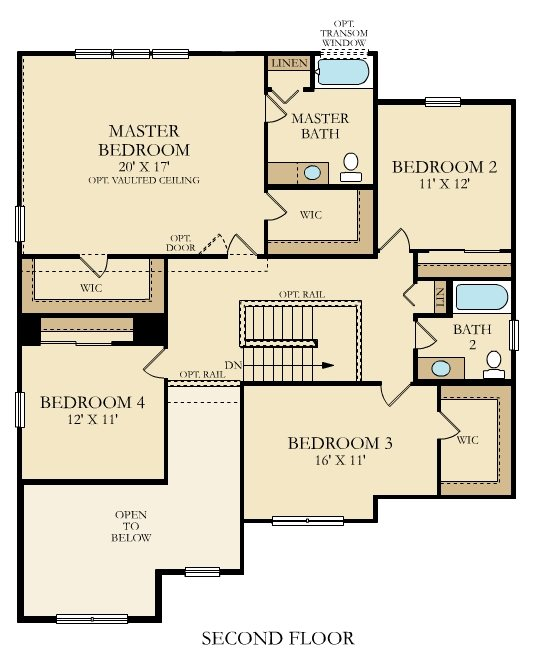 Raleigh Second Floor - Floor Plan.jpg