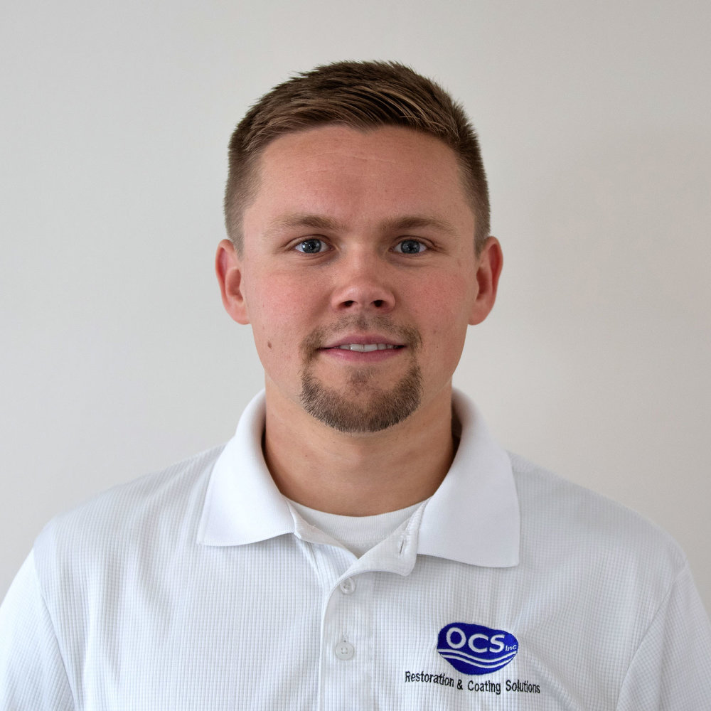 JADEN AHO   Project Manager/ Estimating   jaden@osborninc.com  864.349.6882  After gaining eight years of experience in construction, Jaden joined OCS in 2016. His knowledge of the industry was strengthened by working full time within a family business while completing his bachelor's degree at night. He brings past experience in structural and finish carpentry, and now provides estimates and manages projects within all areas of OCS. He is dedicated to OCS and looks forward to his future within the company. In his free time, Jaden likes to hunt, golf, and hang out with family.