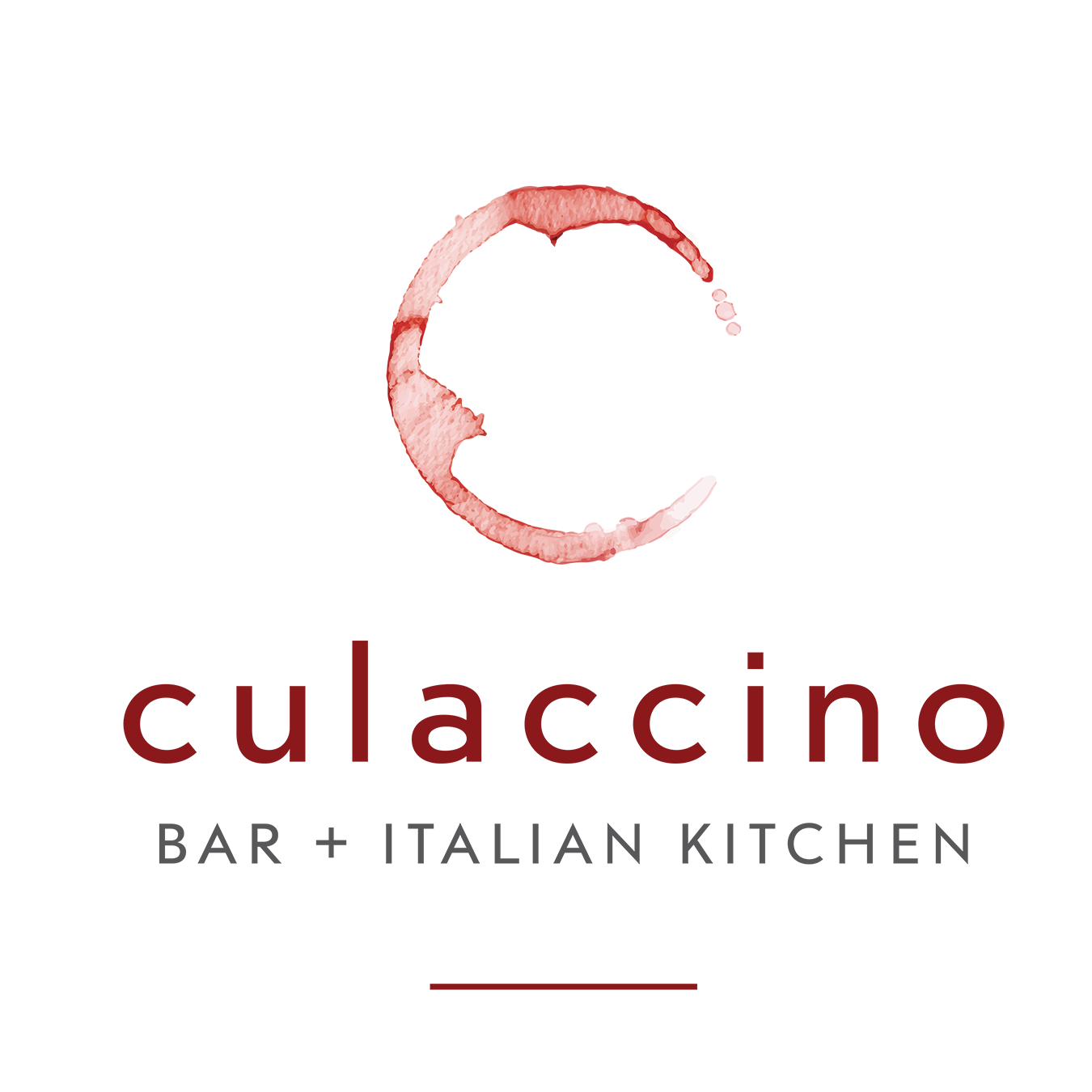 Culaccino Bar + Italian Kitchen