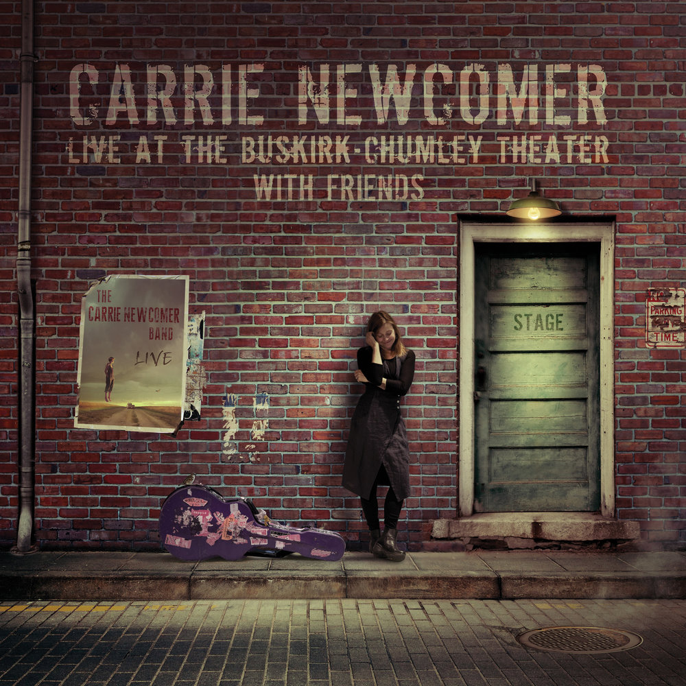 Live at the Buskirk-Chumley Theater | Carrie Newcomer