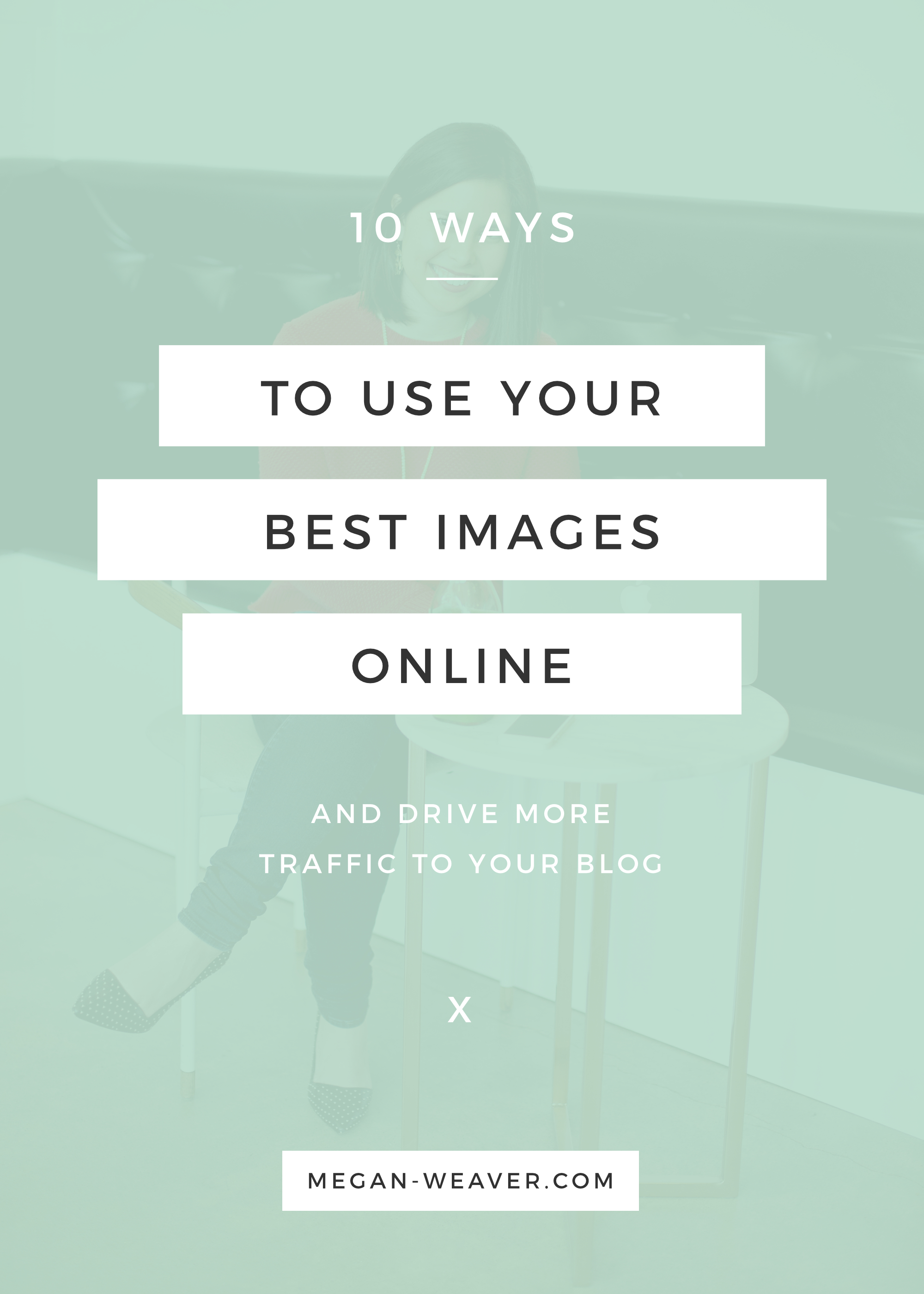 Want to drive more traffic to your blog? The best way to do this is by sharing your fabulous images everywhere you can! Here are a few things you can do before and after your shoots to make sure your images are being used to their fullest potential online.