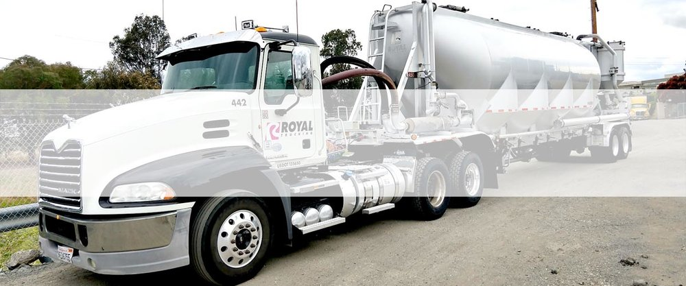 Royal Trucking - Se buscan conductores - Postúlese Hoy