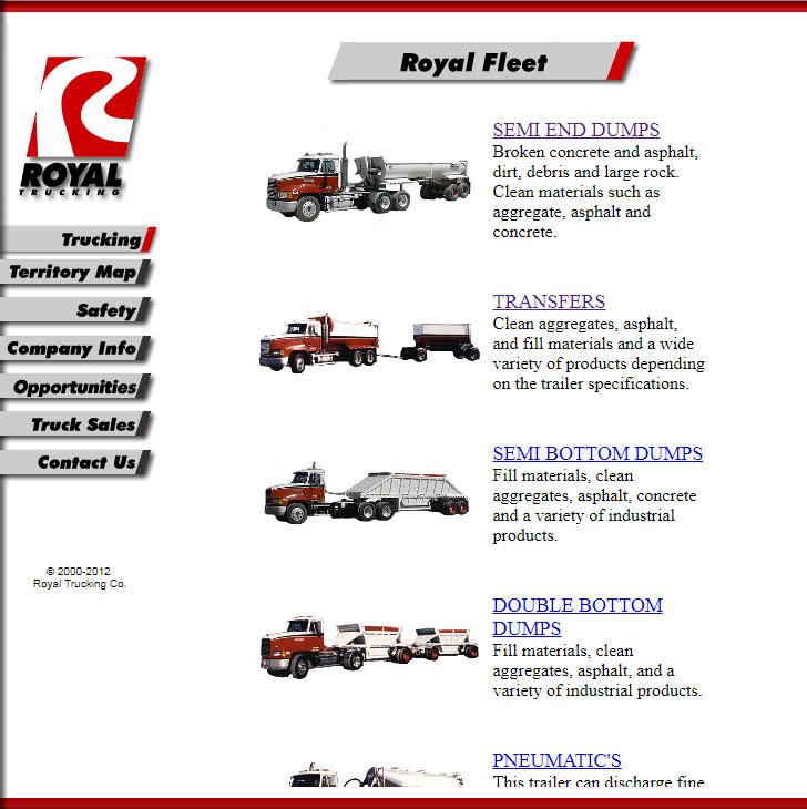 RIP RoyalTrucking.com Classic, 2000-2018