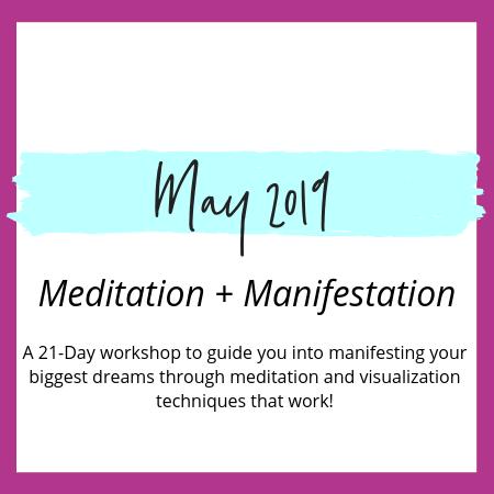 Manifestation and Meditation