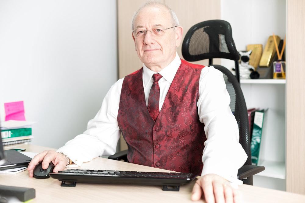 John Joseph  Chairman (Protection Consultant)