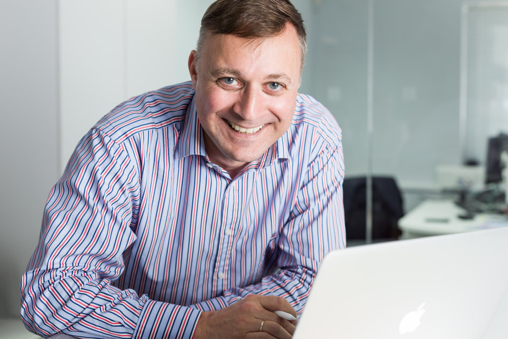 Mark Belch  Operations Director