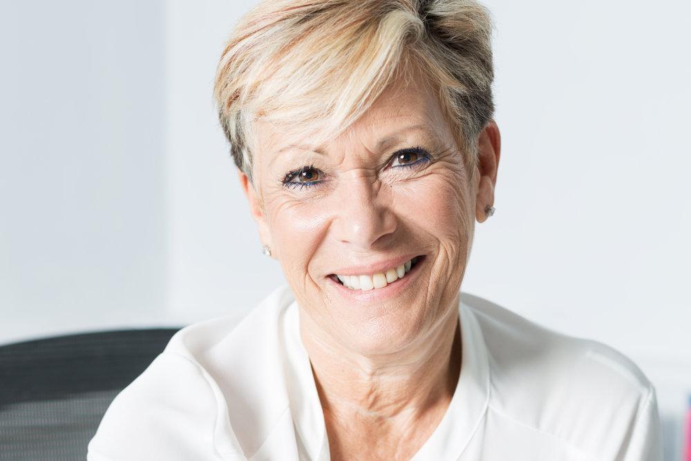 Sharon Kent  Client Relationship Manager