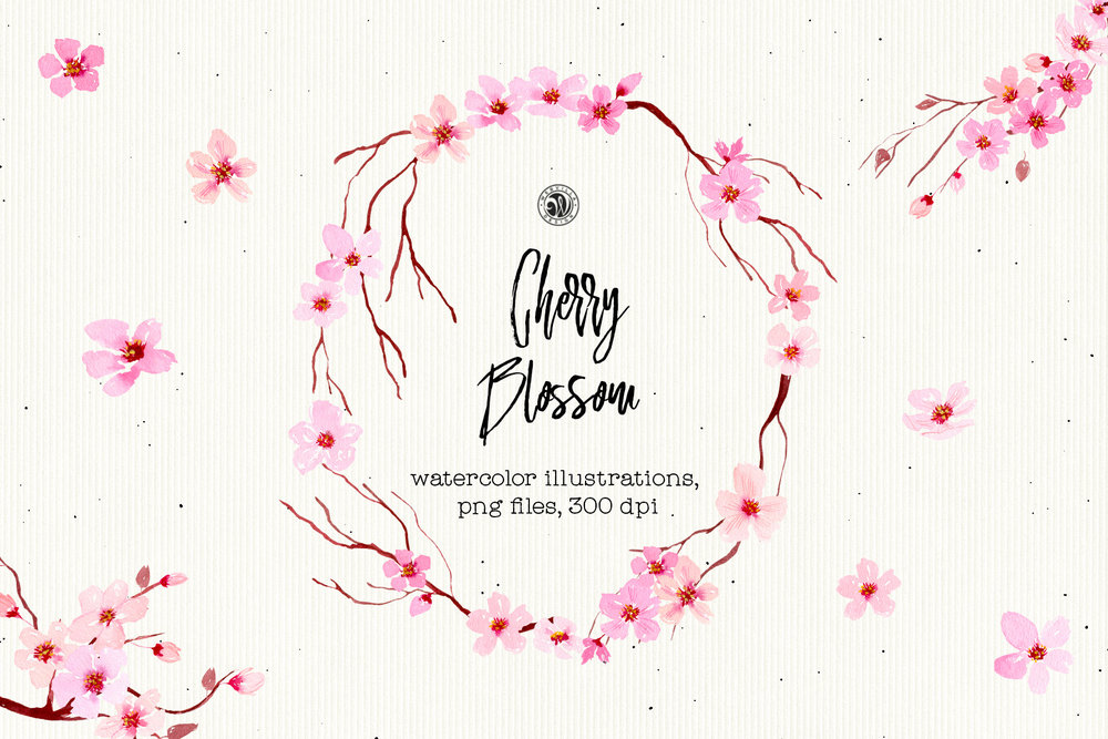 Cherry Blossom - Price $14