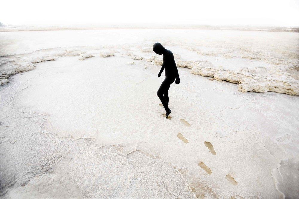 Dead Sea, Israel 2008