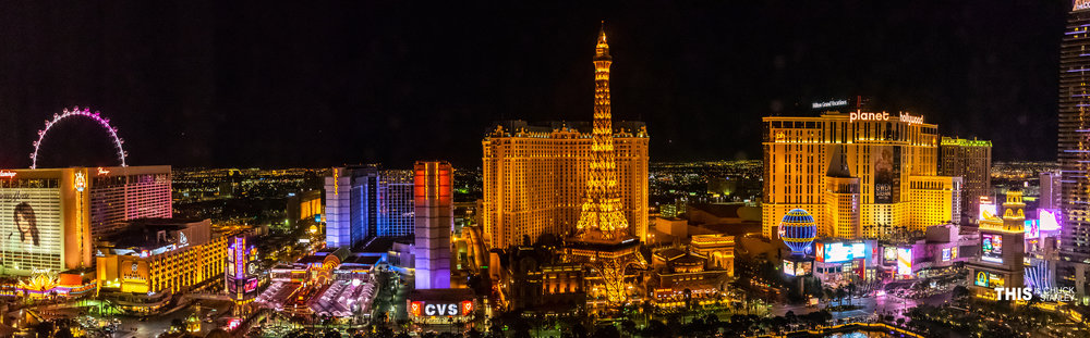 The Las Vegas Strip | Wide Angle