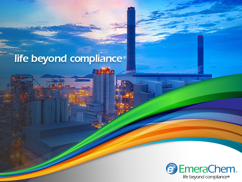 Central Message: Life Beyond Compliance - It became clear after spending time with customers, dealers and employees, EmeraChem's contribution was more significant than just being a world-class catalyst company. Their products and services were helping their customers not only meet emissions standards, but were actually helping them go well beyond standard compliance regulations. This led them to reframe EmeraChem's central message. Together with their dealers, customers can get back to the business of generating power - less worry, more productivity - that's