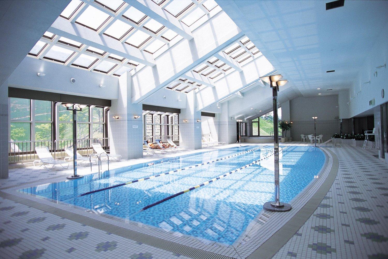 the pool & fitness — naspa new otani