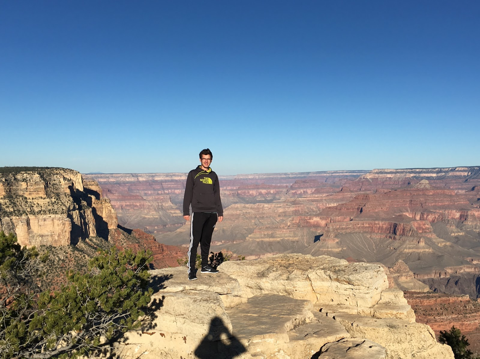 ...and at the Grand Canyon