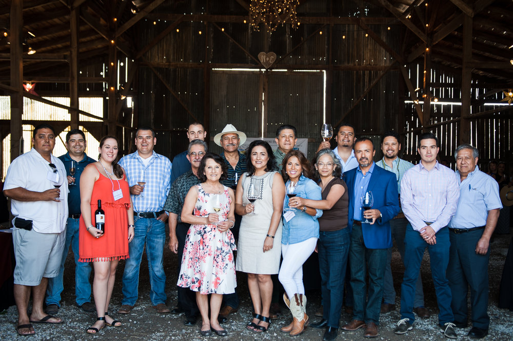 Napa Valley's Mexican-American vintners have a story to tell - NAPA VALLEY REGISTER August 21, 2018