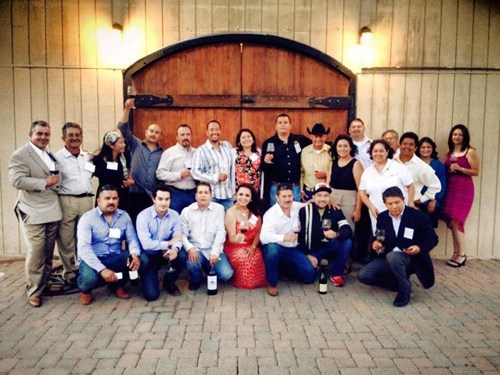 From the fields to the front office: Latino wineries grow strong in Napa and Sonoma - NBC NEWS LATINO October 21, 2013