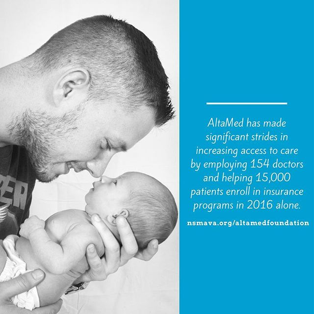 💎 Our Diamond Sponsor, AltaMed Foundation, has been doing some amazing things in our community. Check out www.nsmava.org/altamedfoundation