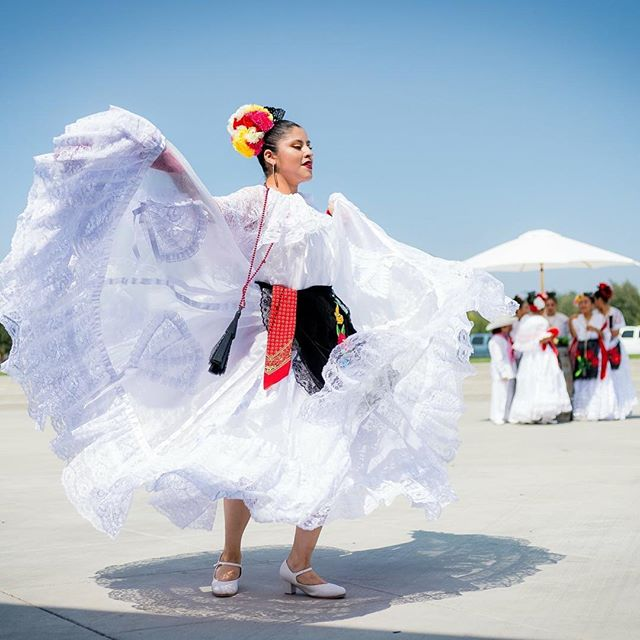 In case you missed it! 🥂✨ Ballet Folklorico is a beautiful tradition in our families and at our annual Harvest Festival. Sign up for the MAVA newsletter to be the first to hear about our upcoming events at www.nsmava.org.