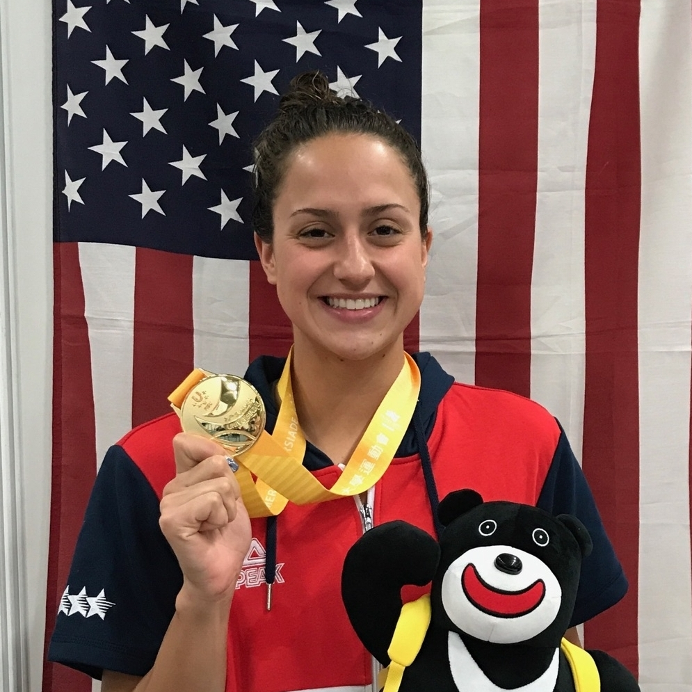 Ali DeLoof    ali@techniqgroup.com     Video Analysis   Professional swimmer with Team Elite in San Diego.  4th place at 2016 USA Olympic Trials, 100 Ba  Five time medalists at FINA Short Course Worlds.  World Record breaker 4 x 50 SCM Medley Relay  American Record Holder 50 SCM Back  University of Michigan Swim Team (2012-2016). 2 Time NCAA All American, 2 Time All Big-Ten, Big-Ten Champ, 400 yd Free Relay.