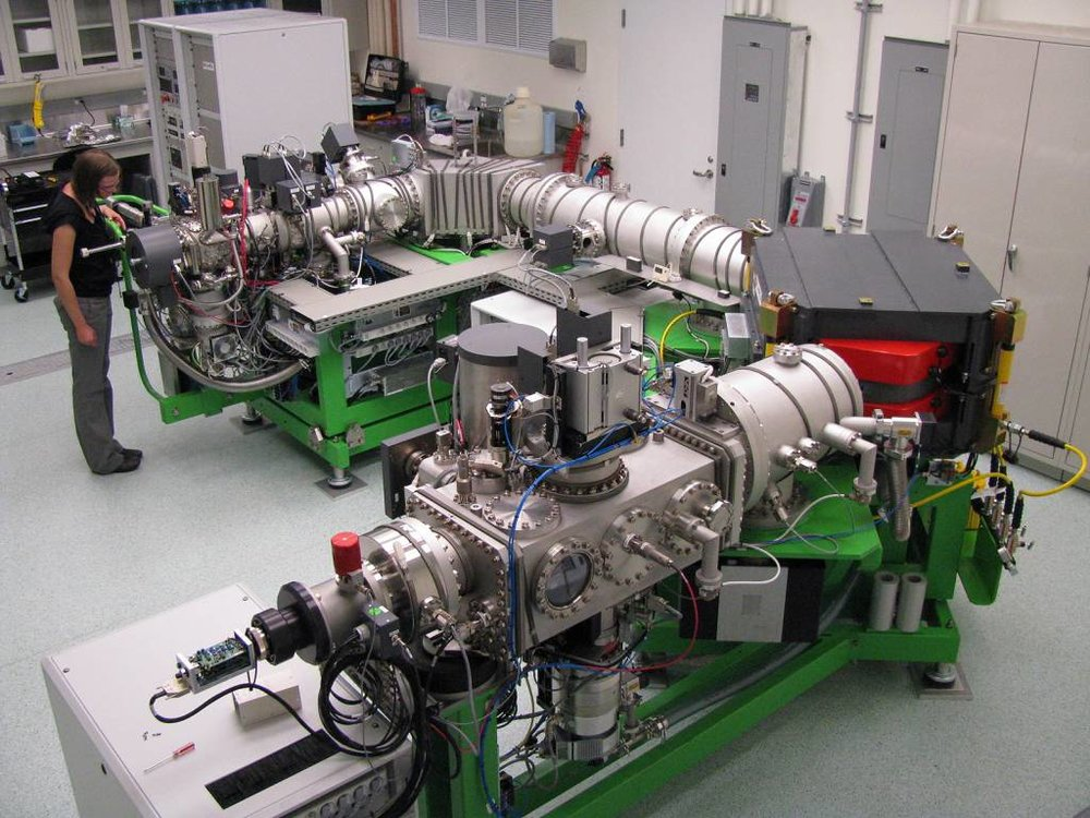 Cameca IMS 1280 Secondary Ion Microprobe at the University of Western Australia. Image: ©Brent McInnes.