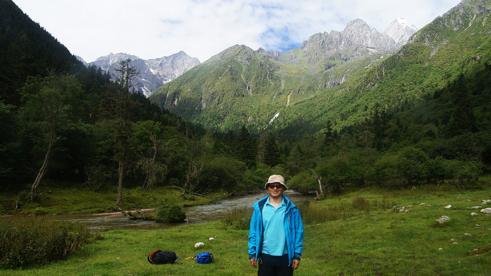 Prof. Yuntao Tian from Sun Yat-sen University, Guangzhou, former Ph.D. student at the University of Melbourne, and now a collaborator in thermochronology research. Working on the low-temperature thermochronology and tectonic evolution of eastern sector of the Tibetan Plateau.