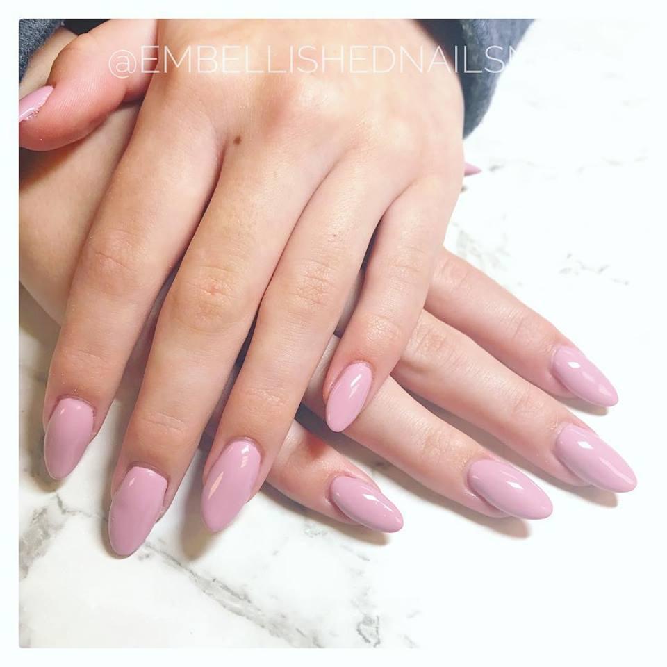 Embellished Nails