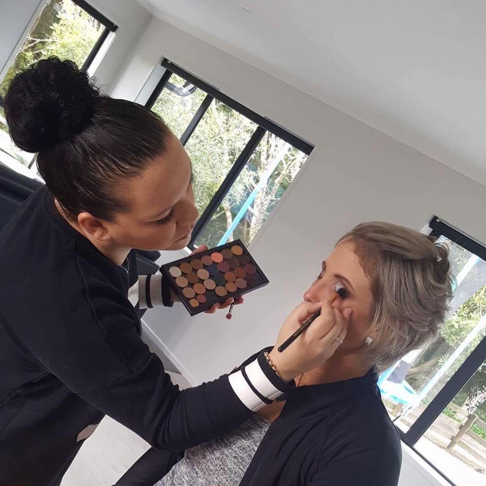 Claire Colthurst Makeup Artist