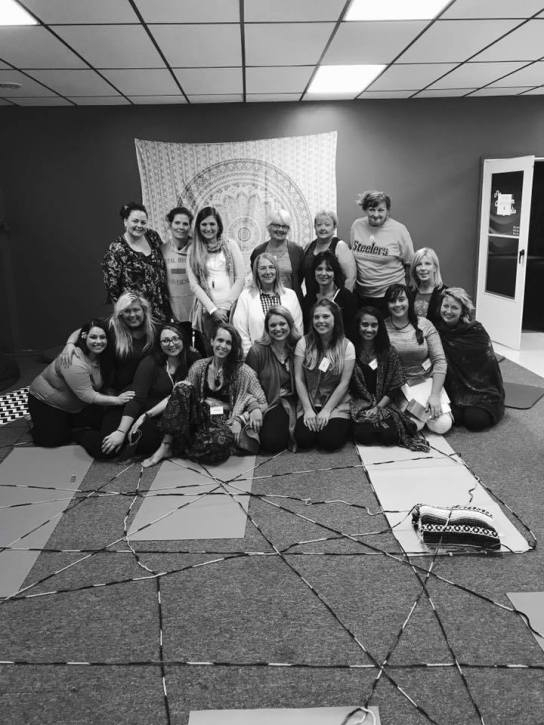 Balance + Relax Event for Women - November 2017