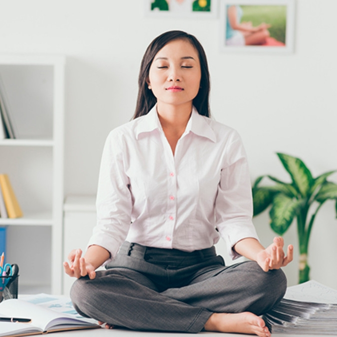 Up-Leveling Your Career with a Meditation Practice — Pardon the