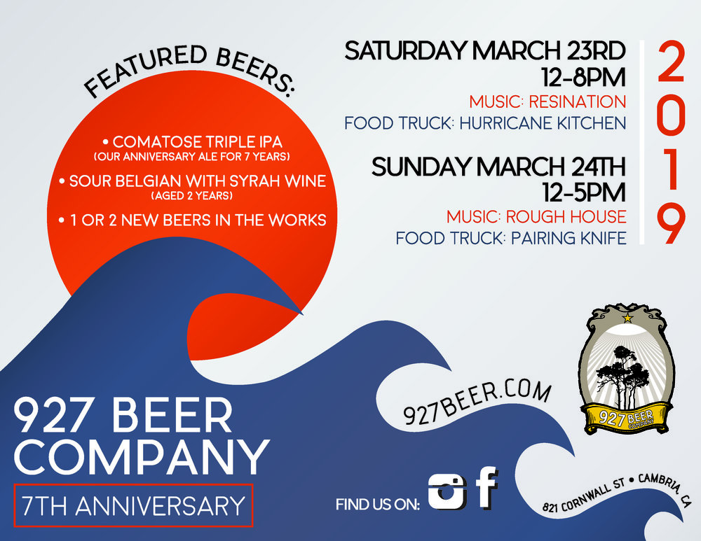 927 Beer Co-2019 7th Year Anniversary Flyer-8.5__x11__ (1).jpg
