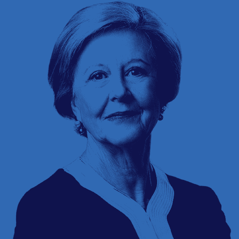 Emeritus Professor Gillian Triggs  Vice Chancellor's Fellow, University of Melbourne and Chair of Justice Connect