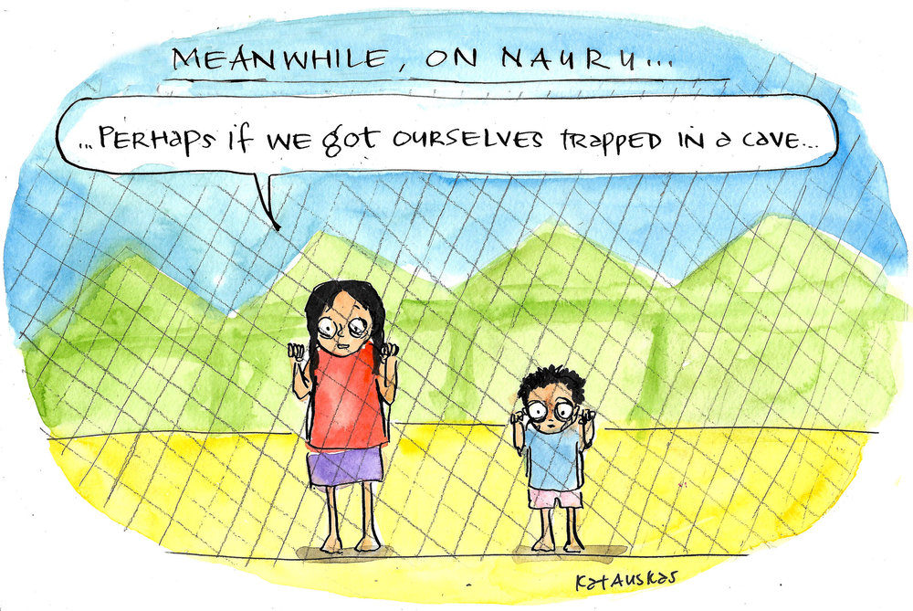 Meanwhile on Nauru